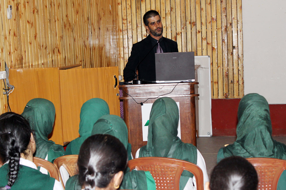 Awareness programme on First Aid & Common emergencies