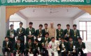 DPS Srinagar Outshines in the Inter DPS (Zone -1) Football Tournament 2013
