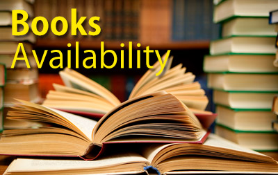 Availability of books