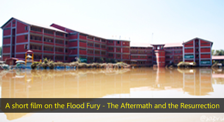 A short film on the Flood Fury – The Aftermath and the Resurrection