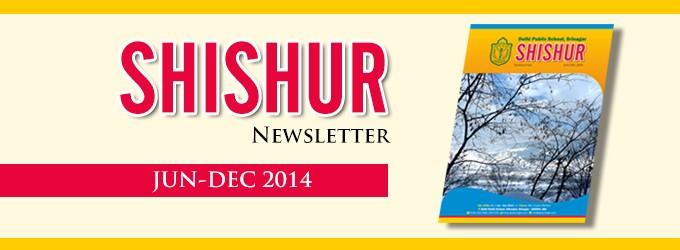 Shishur Newsletter Jun-Dec 2014