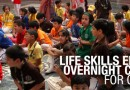 Life Skills Enhancing Overnight Camp 2015 for Class 2nd