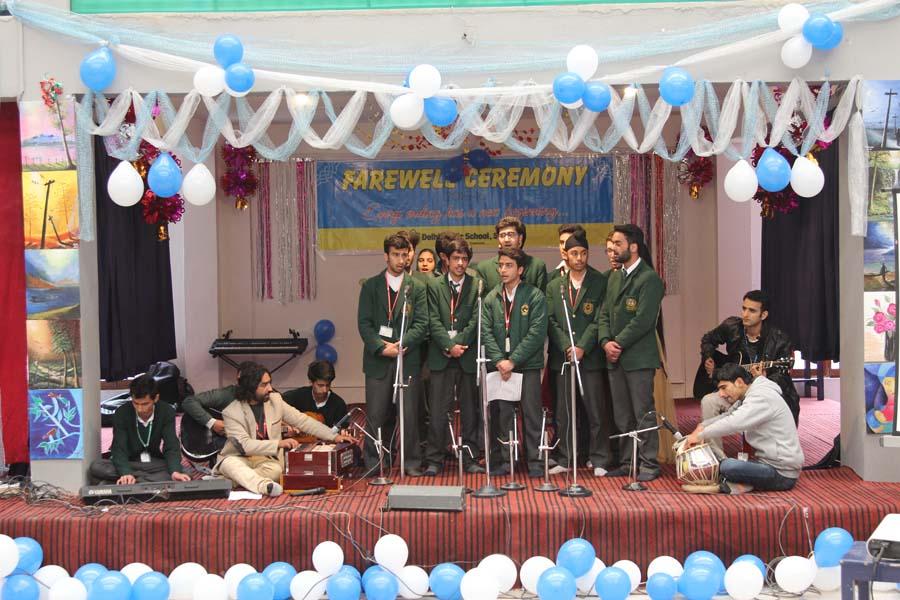 Farewell Ceremony 2016 - Delhi Public School (DPS) Srinagar