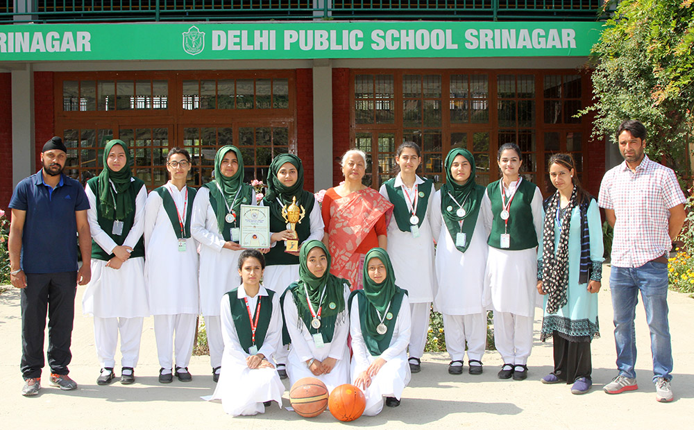 Dipsites Bag Silver Medal in Basketball Tournament