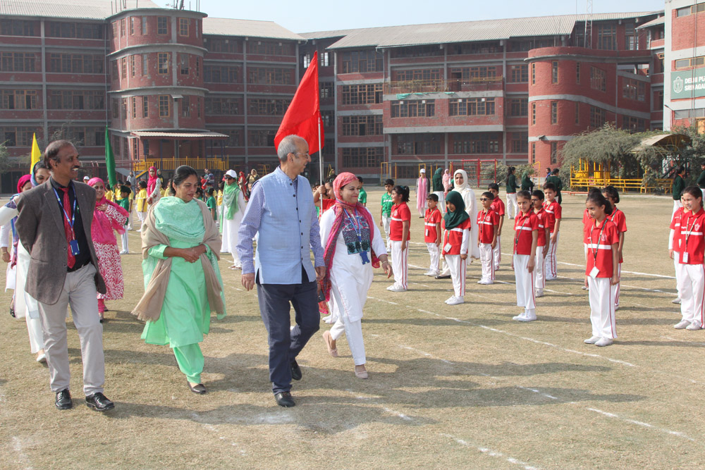Annual Sports Day 2017 - Delhi Public School (DPS) Srinagar