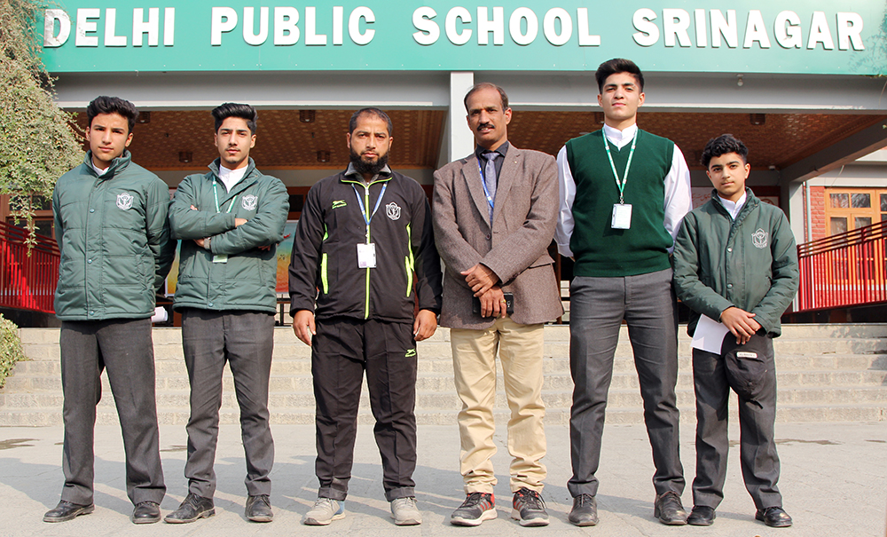 DPS Srinagar bags silver in CBSE Boxing Nationals