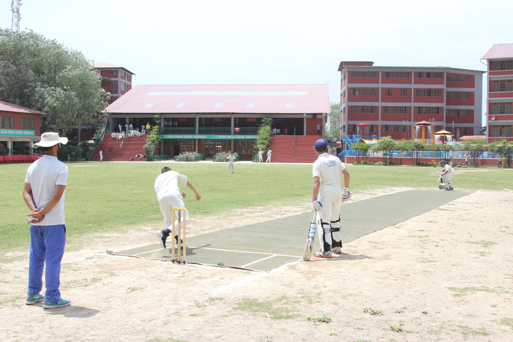 DPS Srinagar defeats New Convent by 33 runs