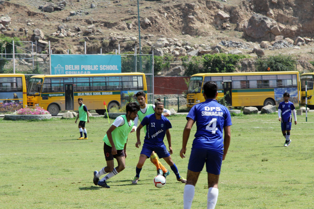 DPS Srinagar trounces New Convent 12-0