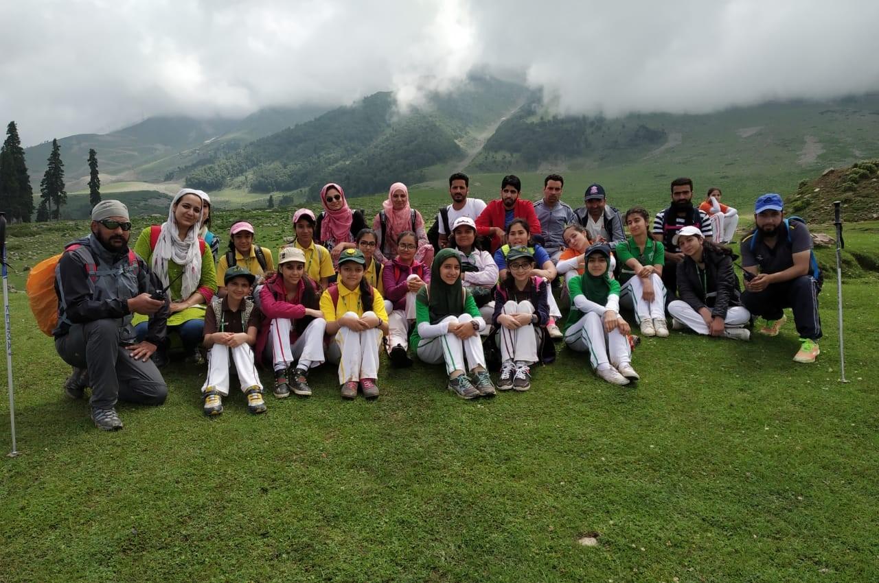 Trekking Camps to Gulmarg