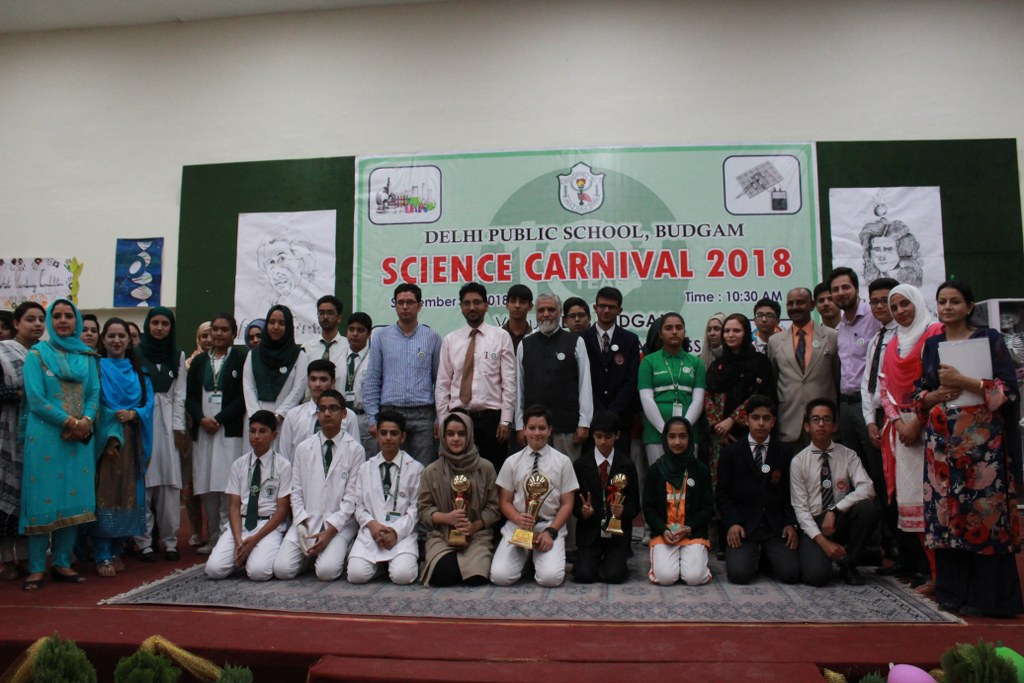 School shines at Science Carnival