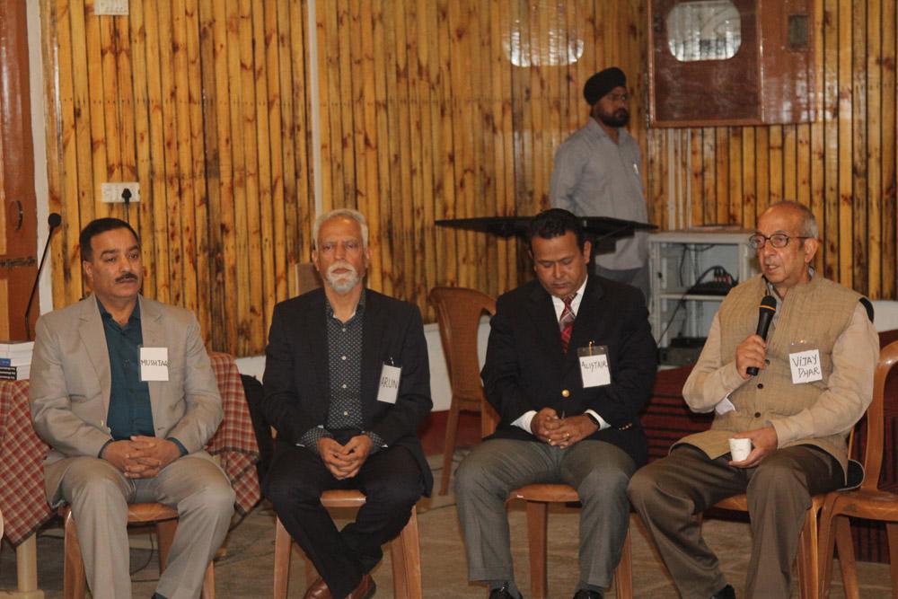 Workshop onCollaborating for Compassion'held at DPS Srinagar