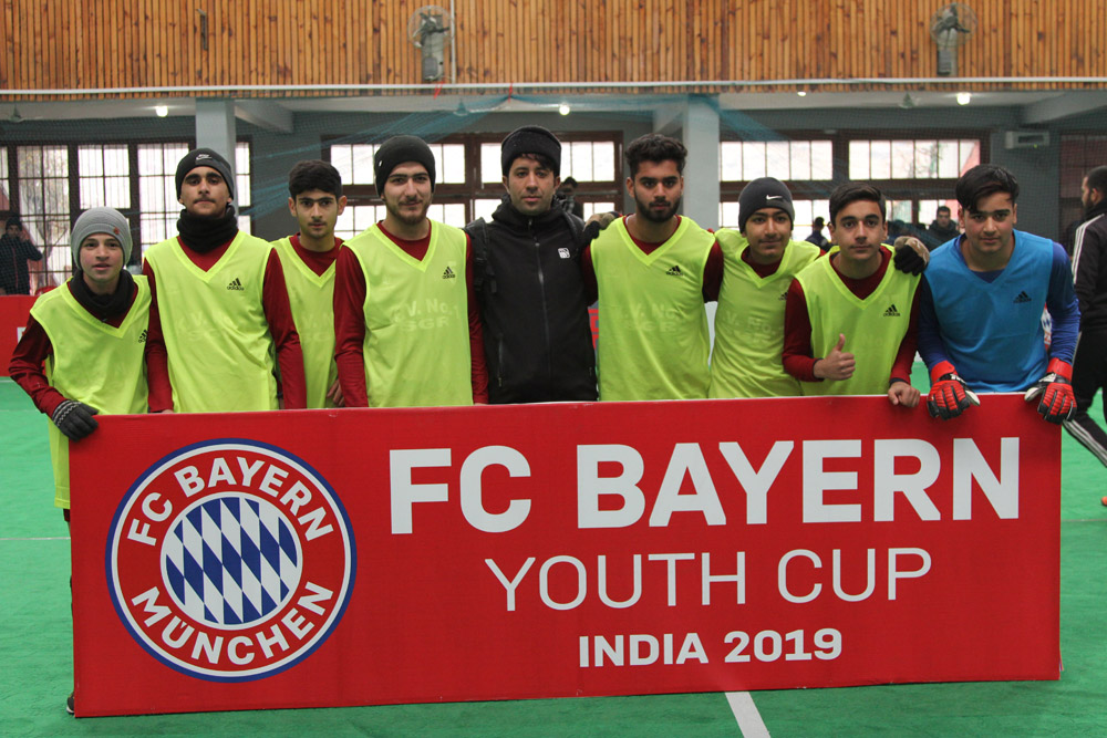 First day of FC Bayern Youth Cup sees six keen matches