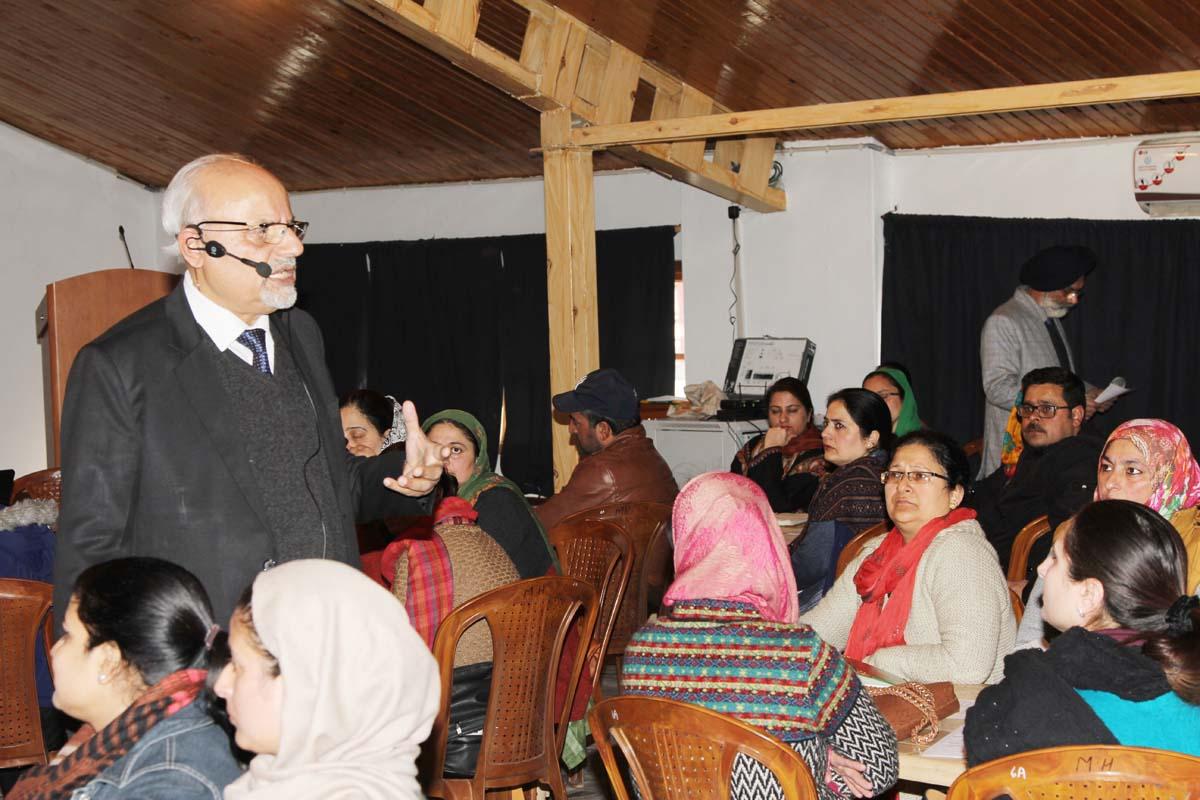School organizes 'Capacity building program' for teachers