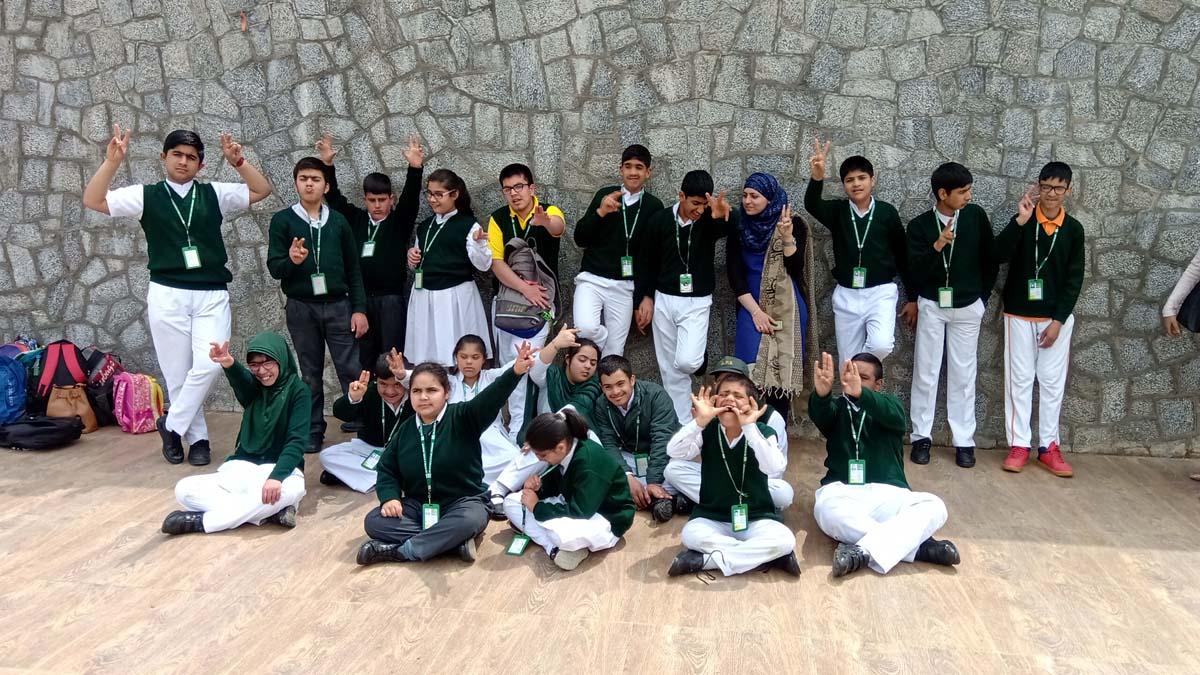 SEN students visit Badamwari