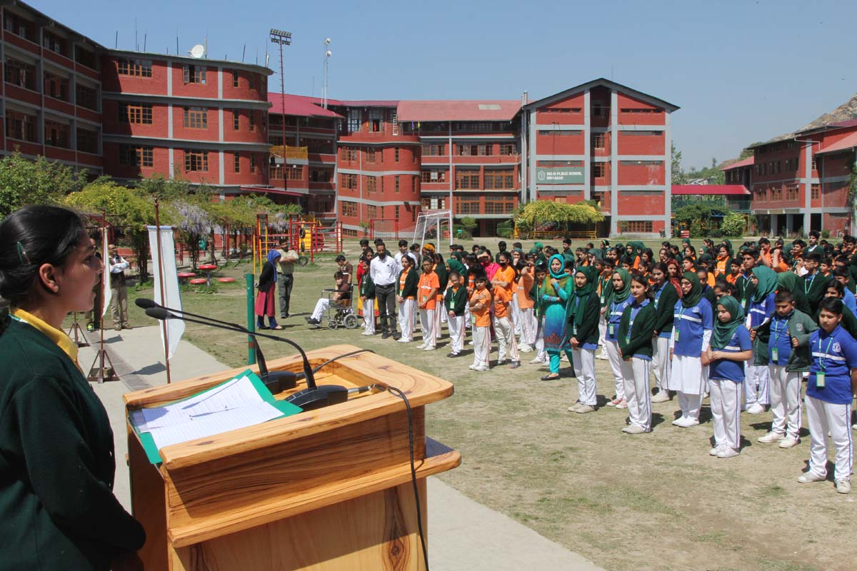Special Urdu Assembly conducted