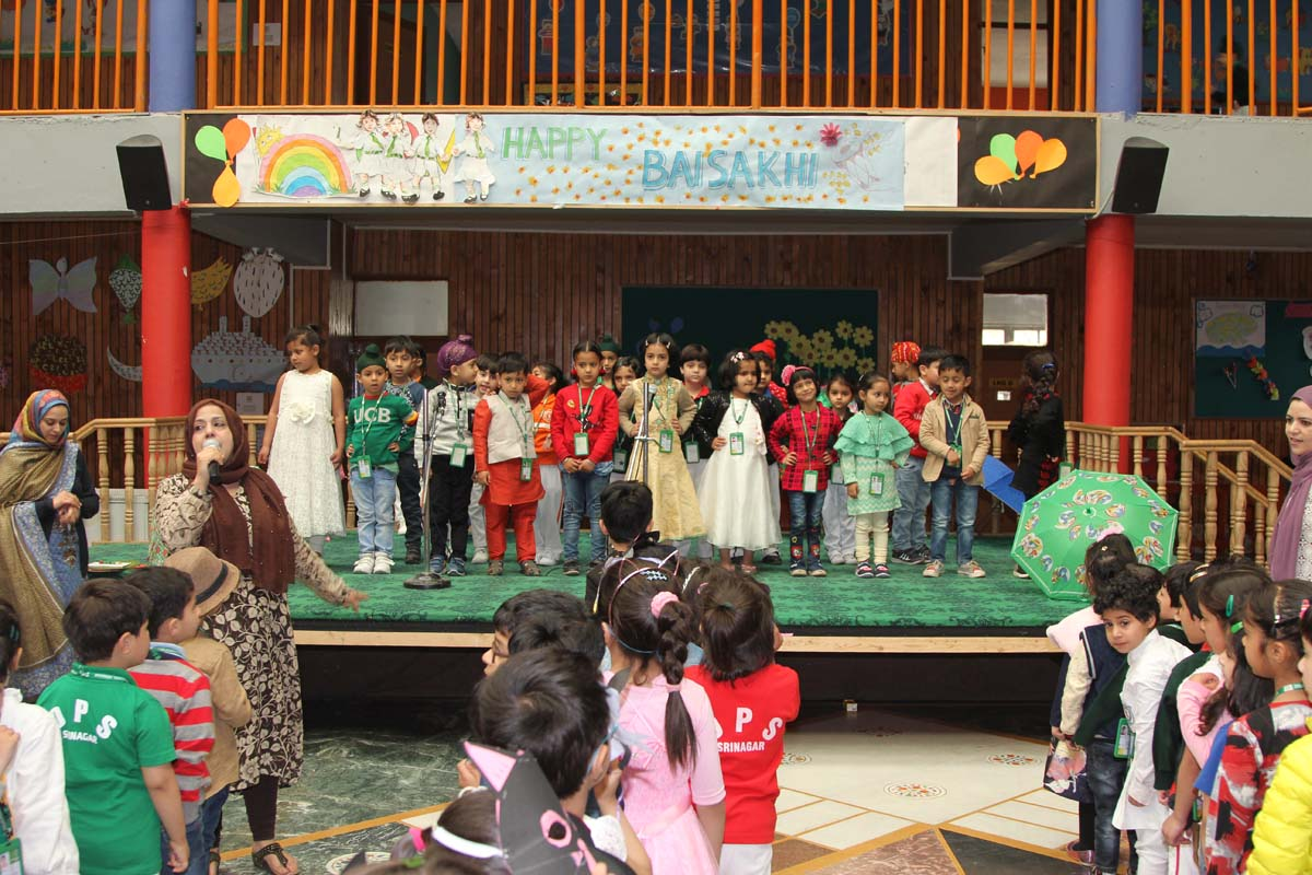 Tiny Tots organizes Urdu/Hindi Rhyme Recitation event
