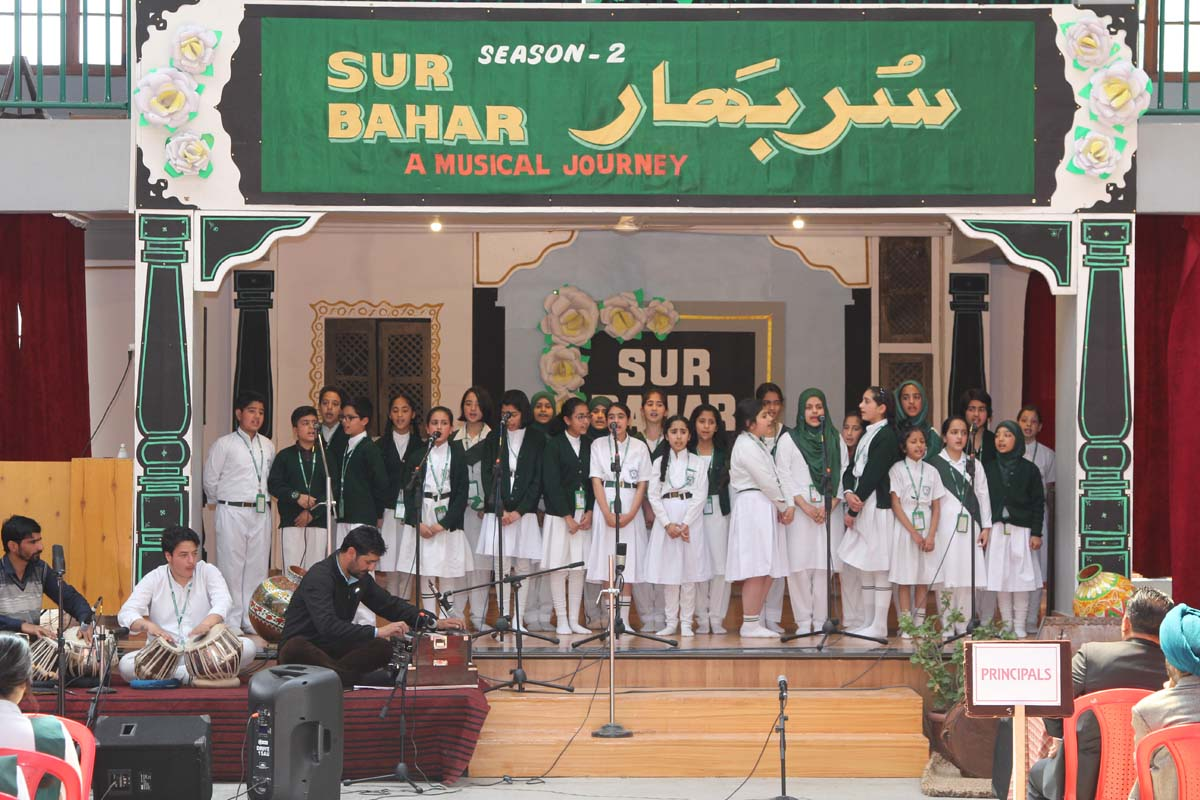School conducts Sur-Bahar season 2