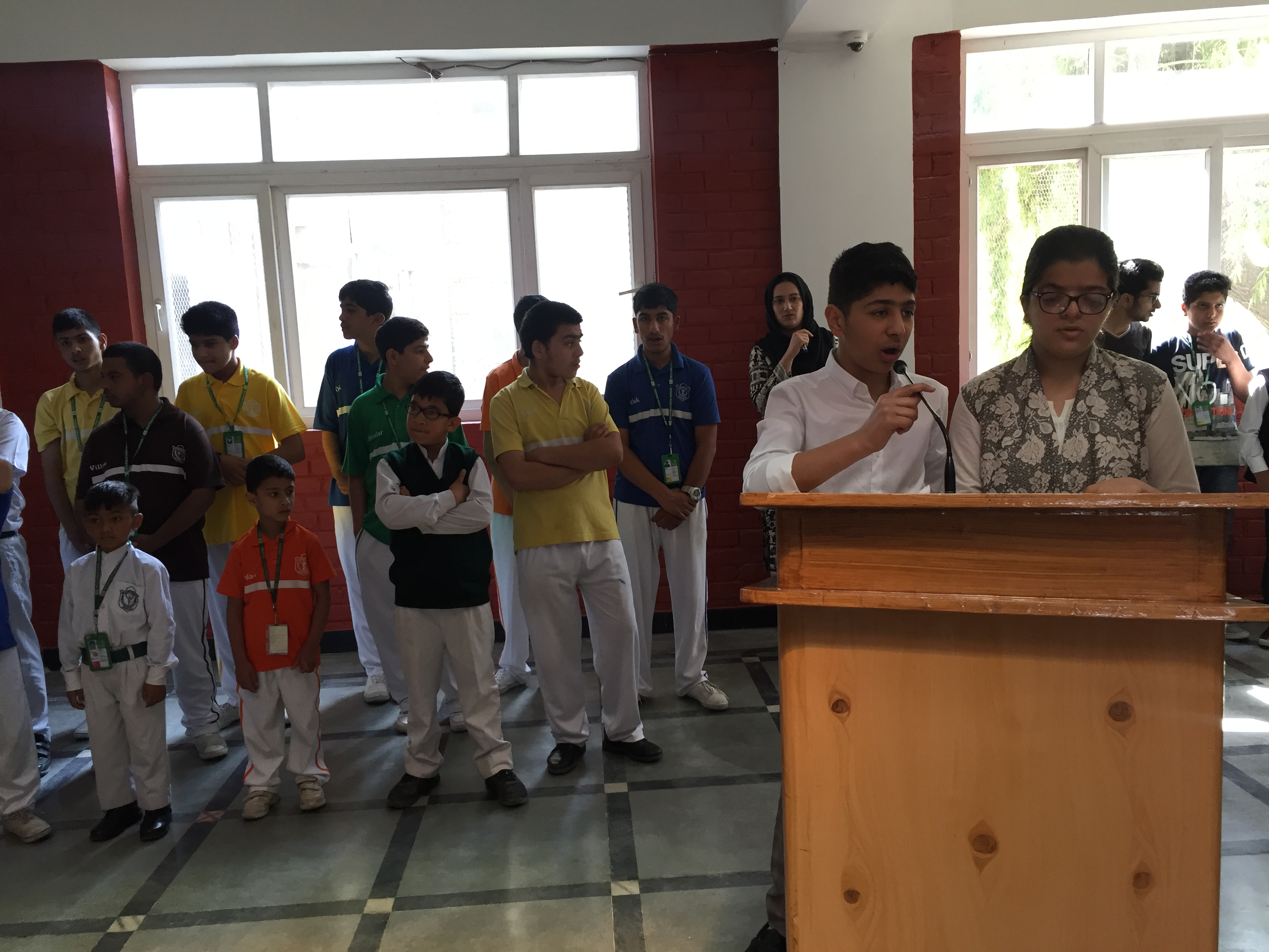 Father's Day Celebrated by L.R.C department