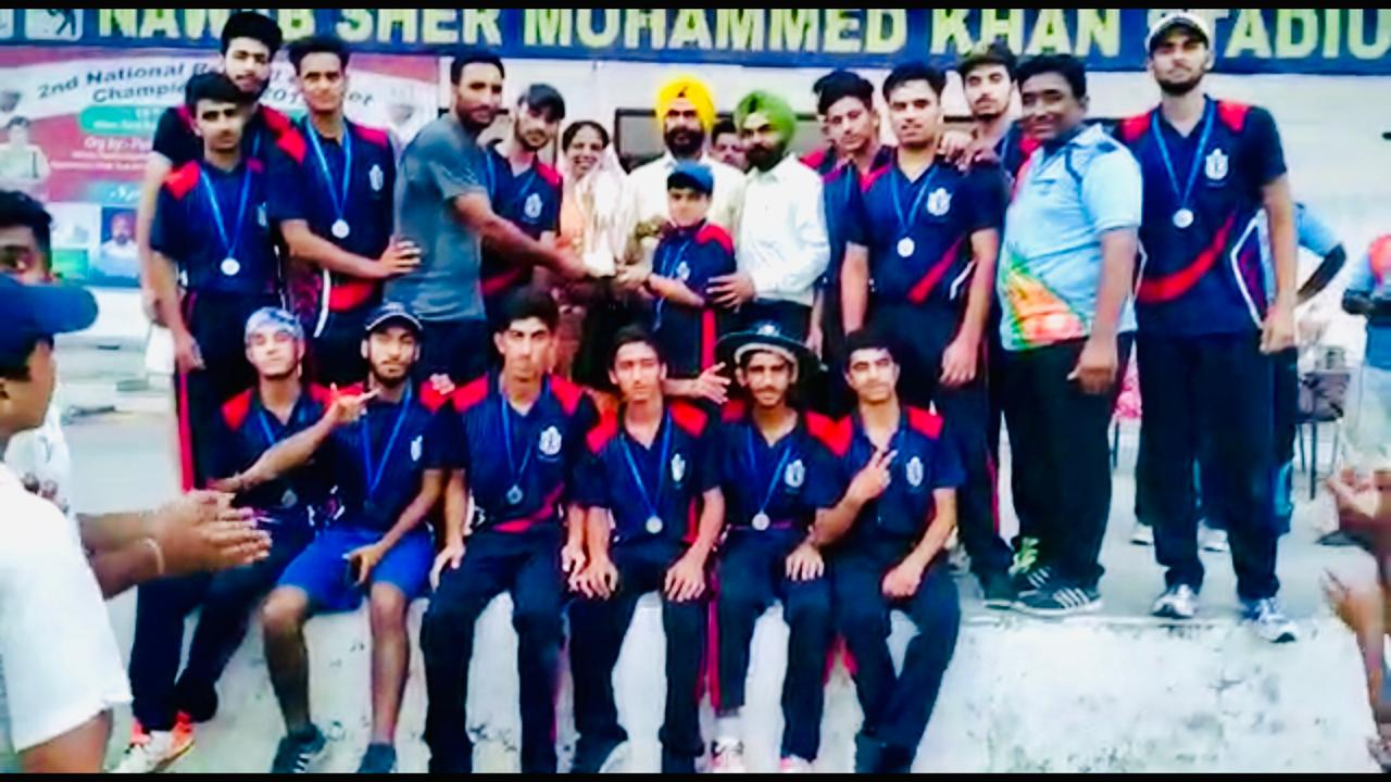 School emerges runner-up in '2nd National U-16 Red Ball Cricket Championship'