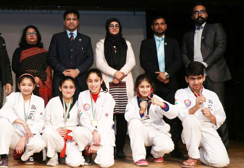 School wins big in Martial Arts Championship