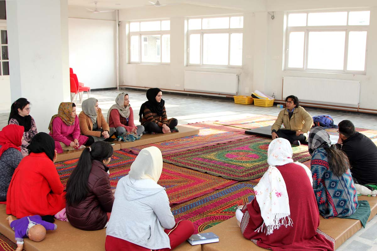 Capacity building workshop on discovering 'Inner Child' held