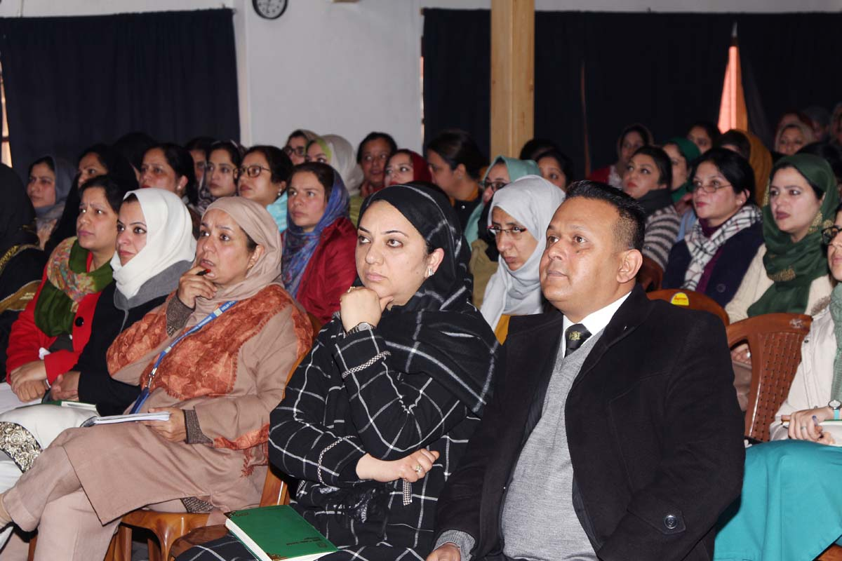 General Staff Meeting conducted