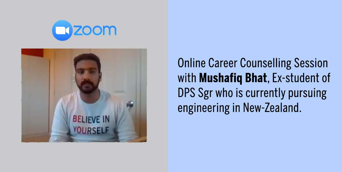 Online Career Counselling Session held for Class 12th