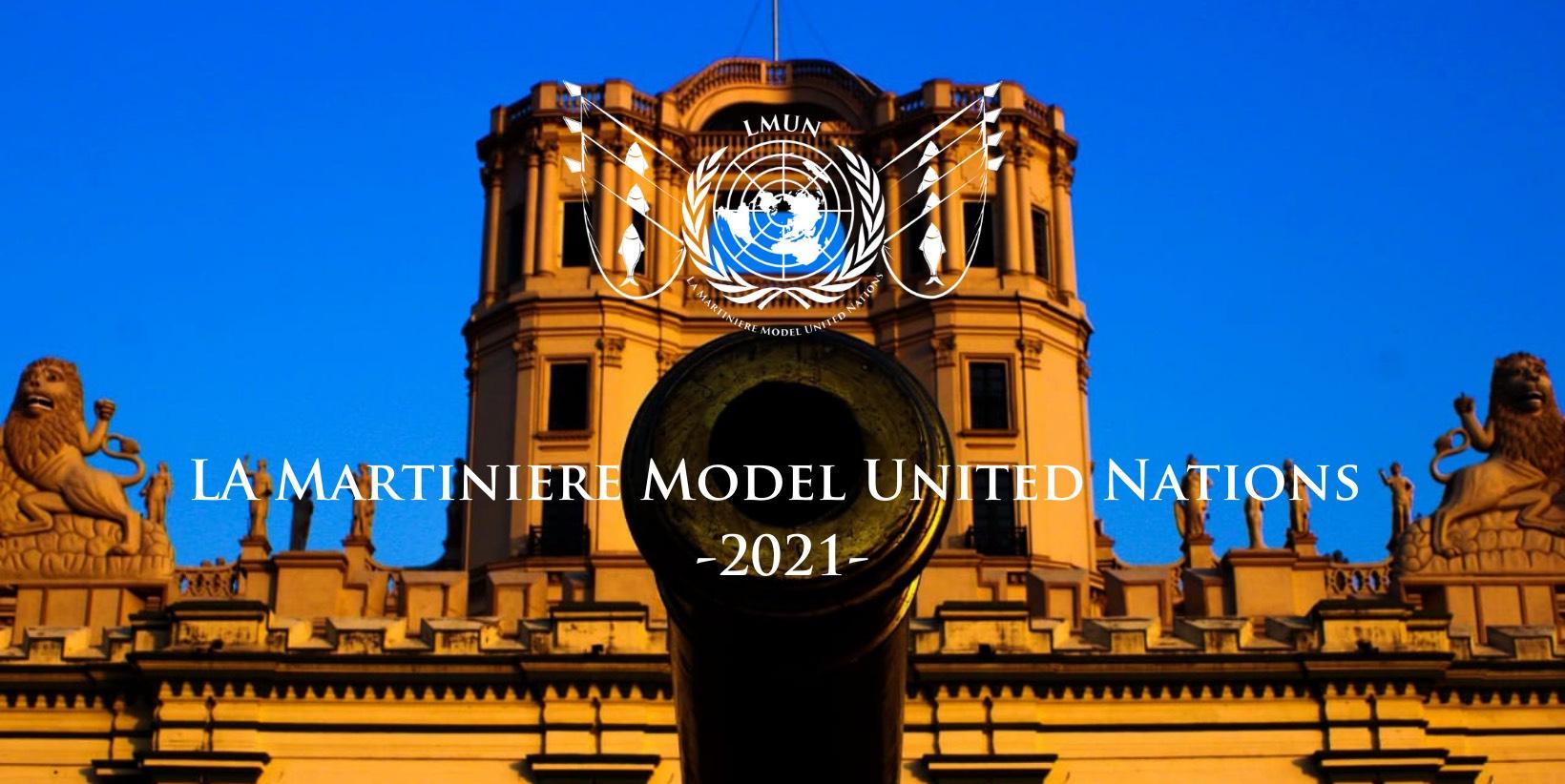 DPS Srinagar participated in the prestigious La Martiniere Model United Nations