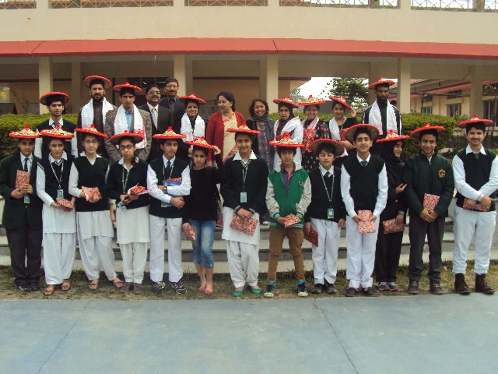 Students' Exchange Programme to Assam