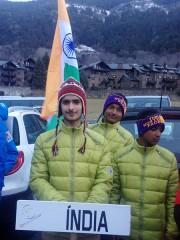 "Dipsite participated in International Ski Competition ""Toruffa Borrufa"""