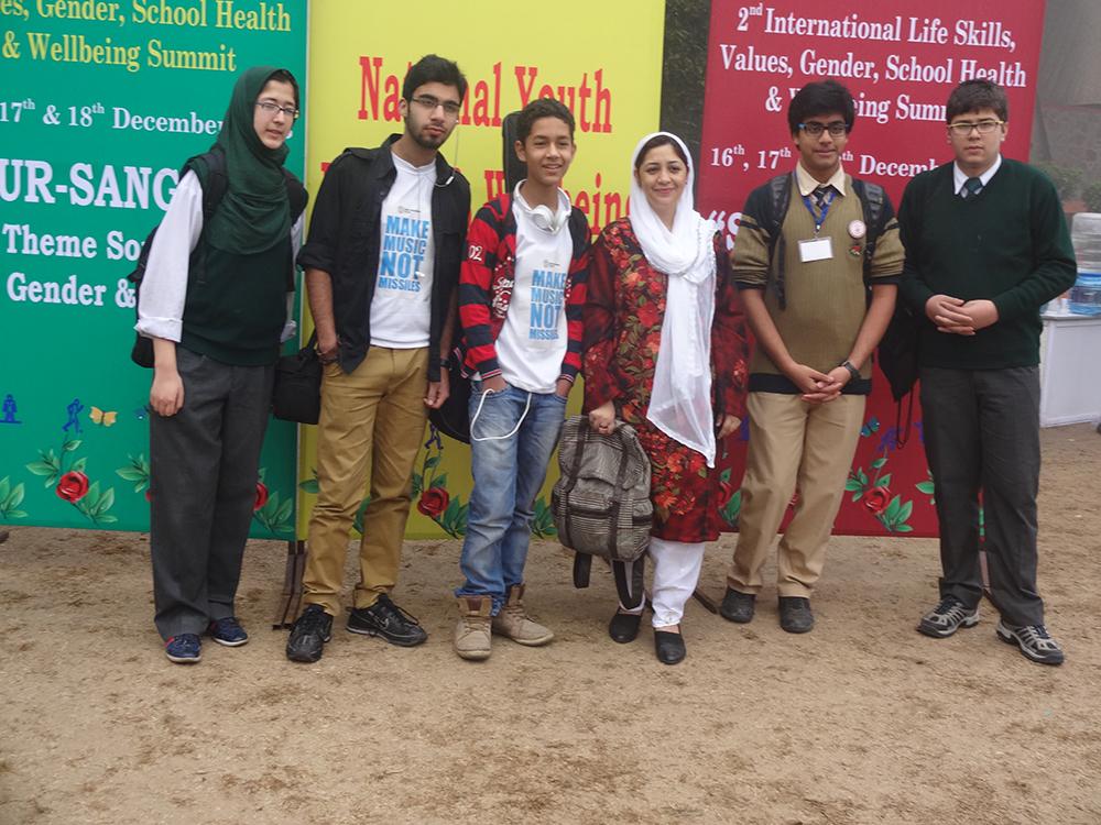 International Life Skills, Values, Gender, School Health & Well Being Summit