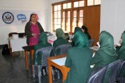 Visit by Ms. Diviya Arora